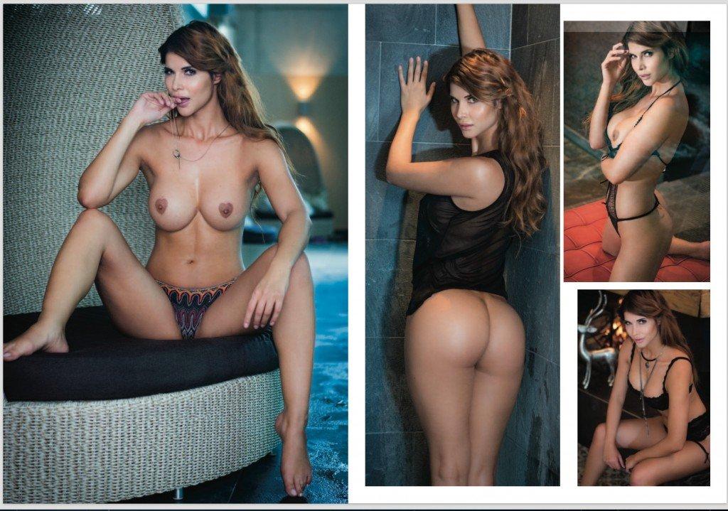 Micaela Schäfer Nude (6 New Photos)