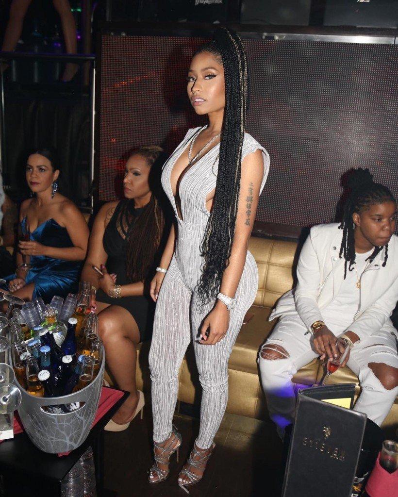 Nicki Minaj Sexy thefappening.so 7