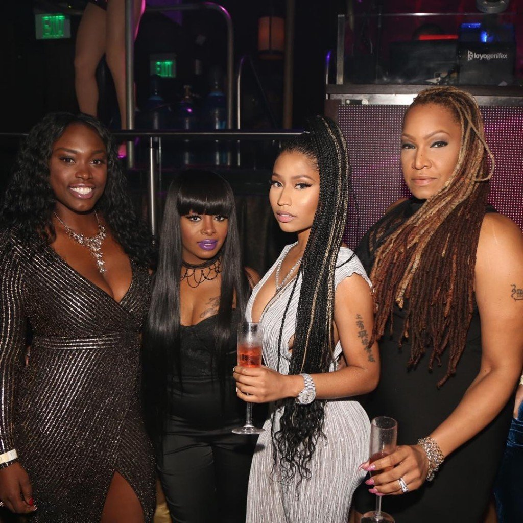 Nicki Minaj Sexy thefappening.so 8