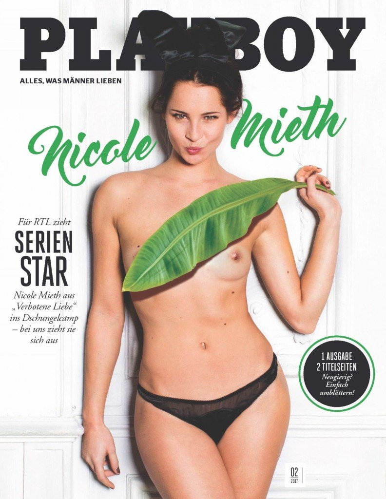 Nicole Mieth Nude 1