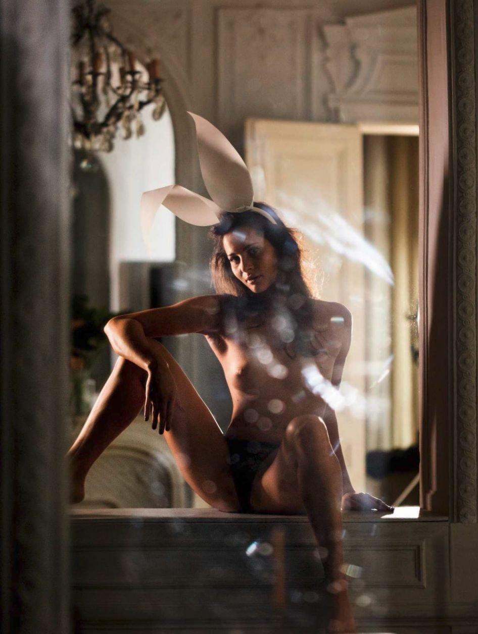 Playboy nicole fotos mieth Anna Nicole