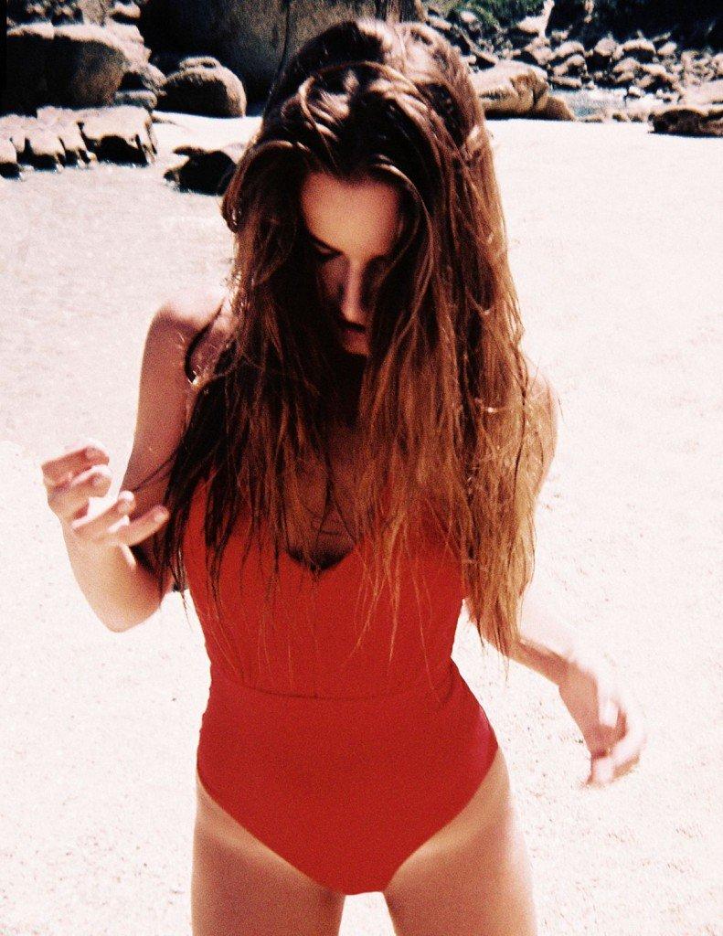 Nicole Naude Sexy & Topless (13 Photos)