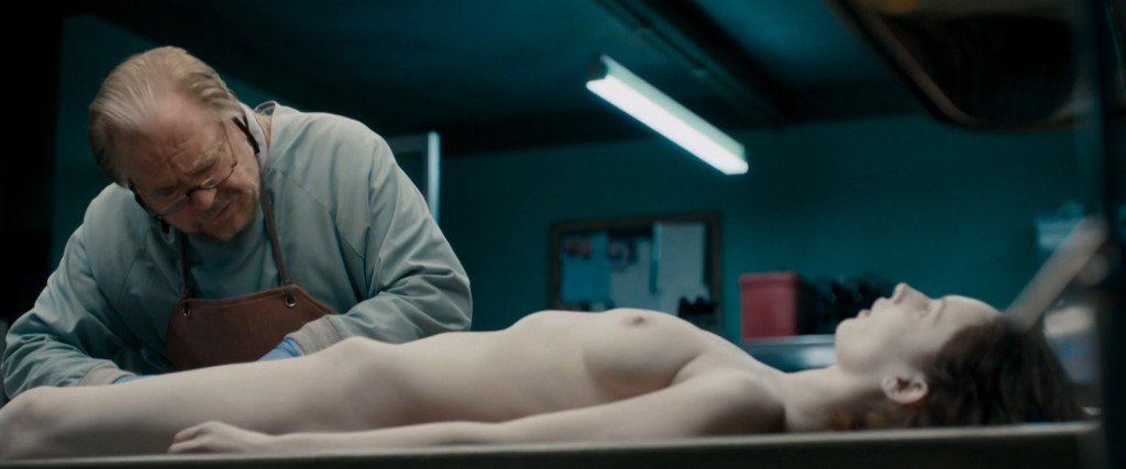 Olwen Kelly Nude – The Autopsy of Jane Doe (2016) HD 1080p