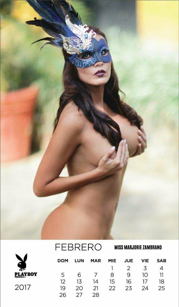 Playboy Calendar 2017 Venezuela (14 Photos)
