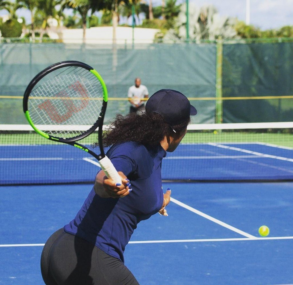 Serena Williams Sexy thefappening.so 2