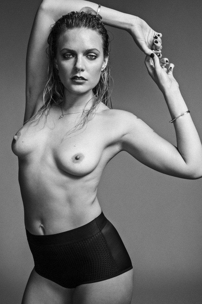 Tove Lo Sexy & Topless thefappening.so 1