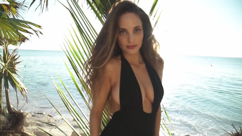 Alexa Ray Sports Illustrated Swimsuit 2017_18