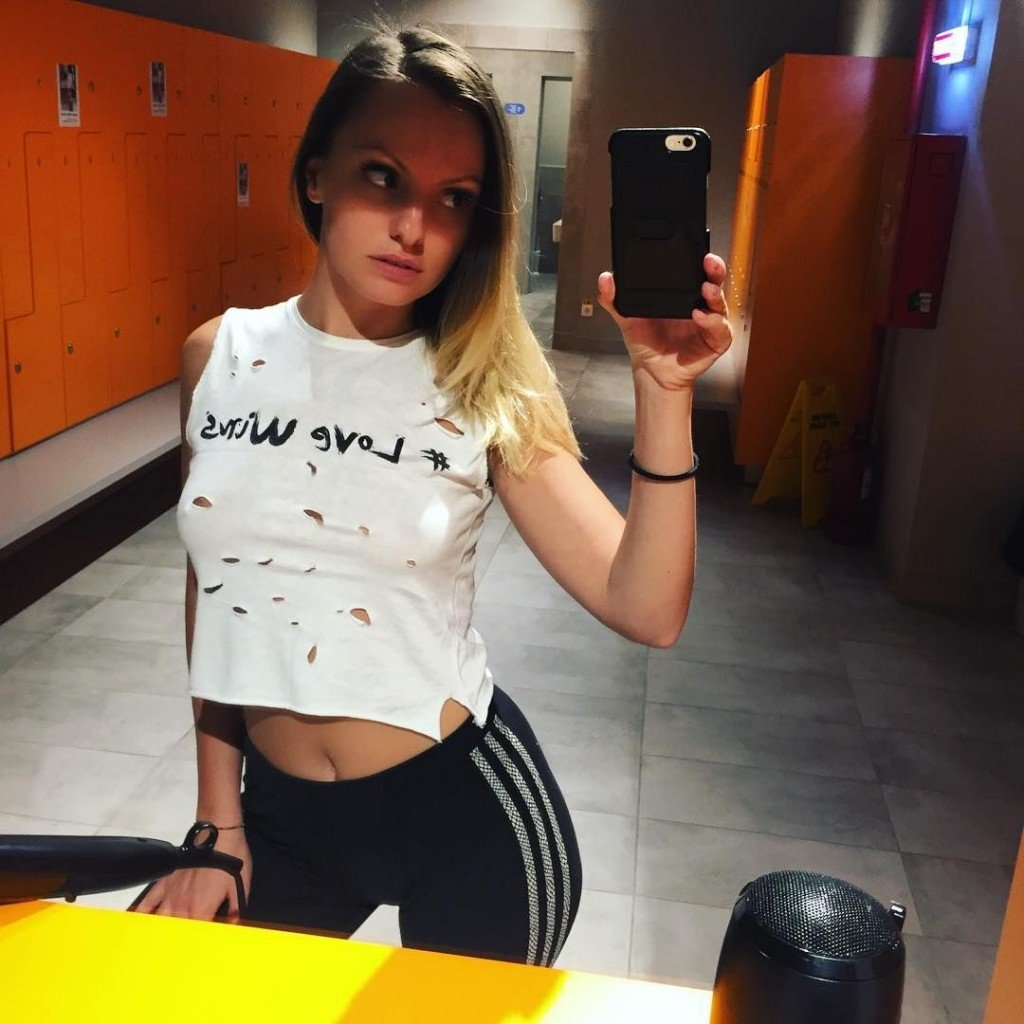 Alexandra Stan Sexy thefappening.so 7