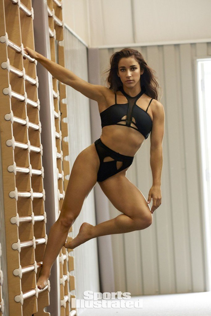 Aly Raisman Nude Photos 66
