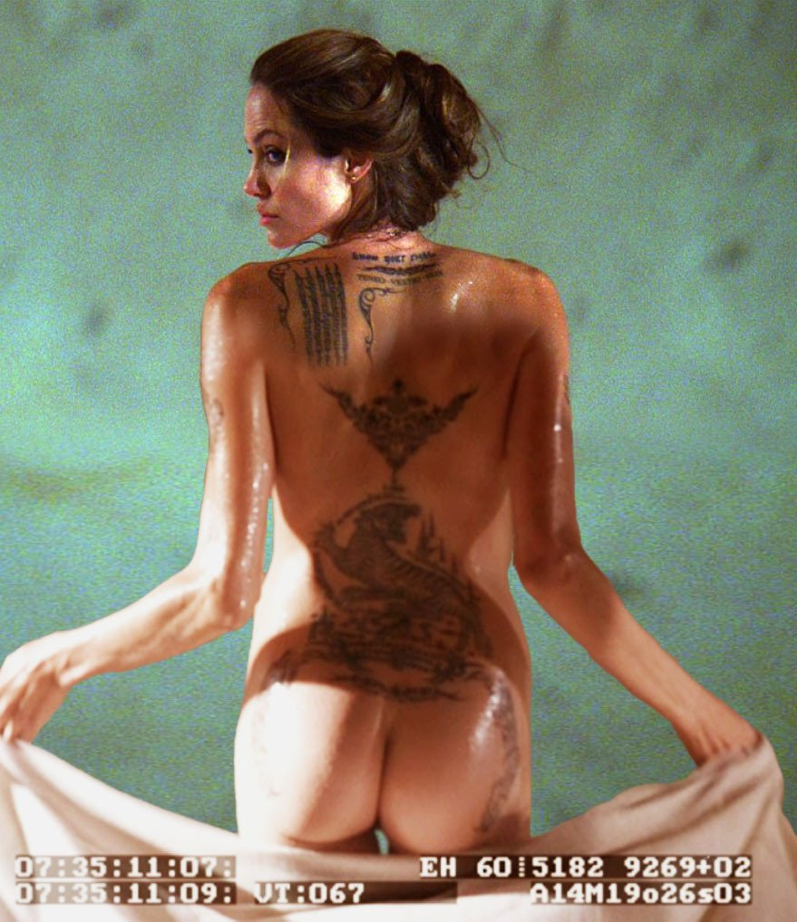 Angelina Jolie Nude is Everything We Ever Wanted 79