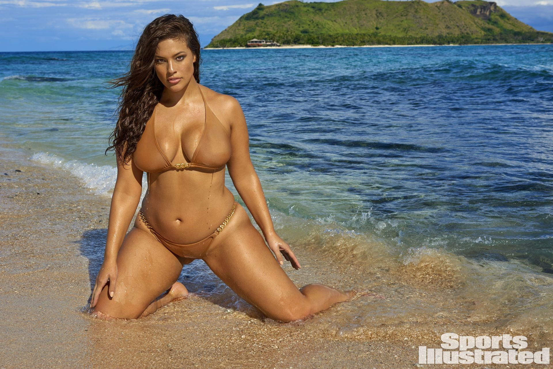 Consider, that Ashley graham naked for