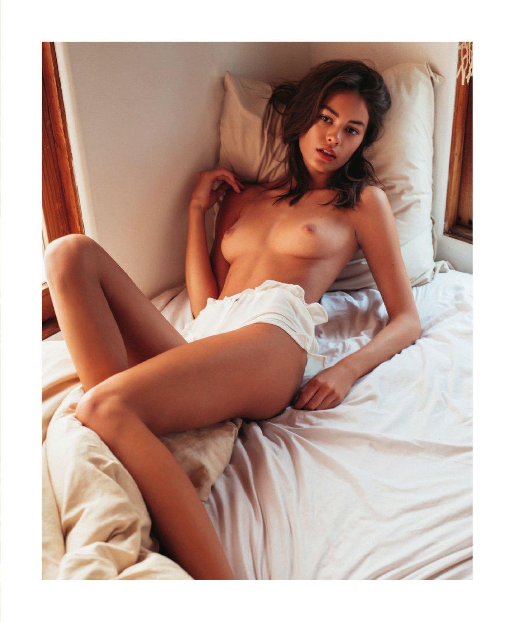 Beate muska topless 2 pics