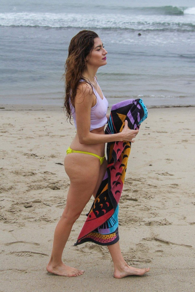 Blanca Blanco See Through thefappening.so 12