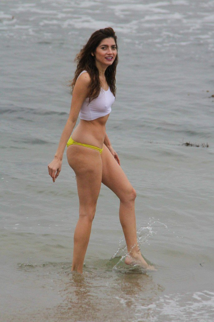 Blanca Blanco See Through thefappening.so 26