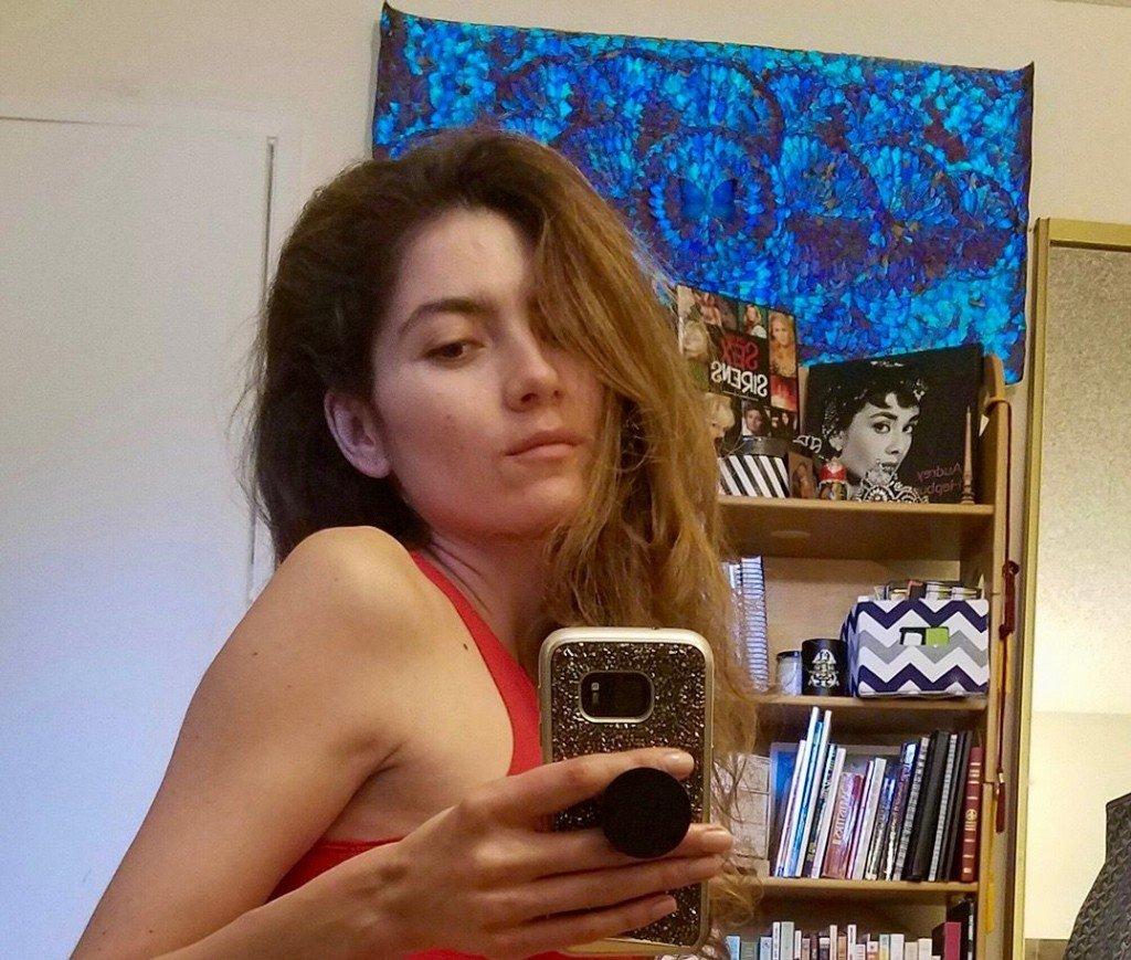 Blanca Blanco Selfies (25 Photos)