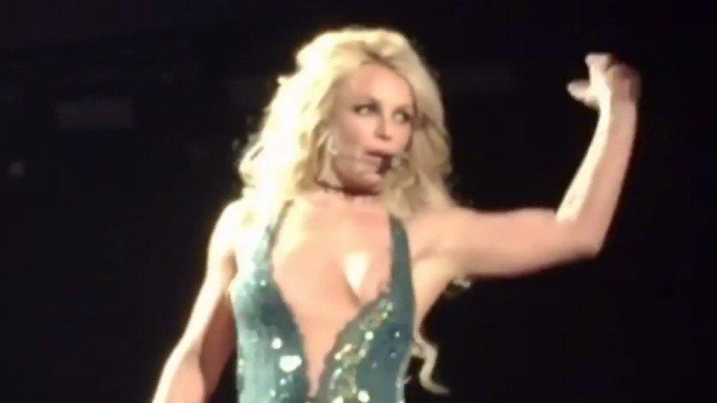 Britney Spears Nip Slip 1