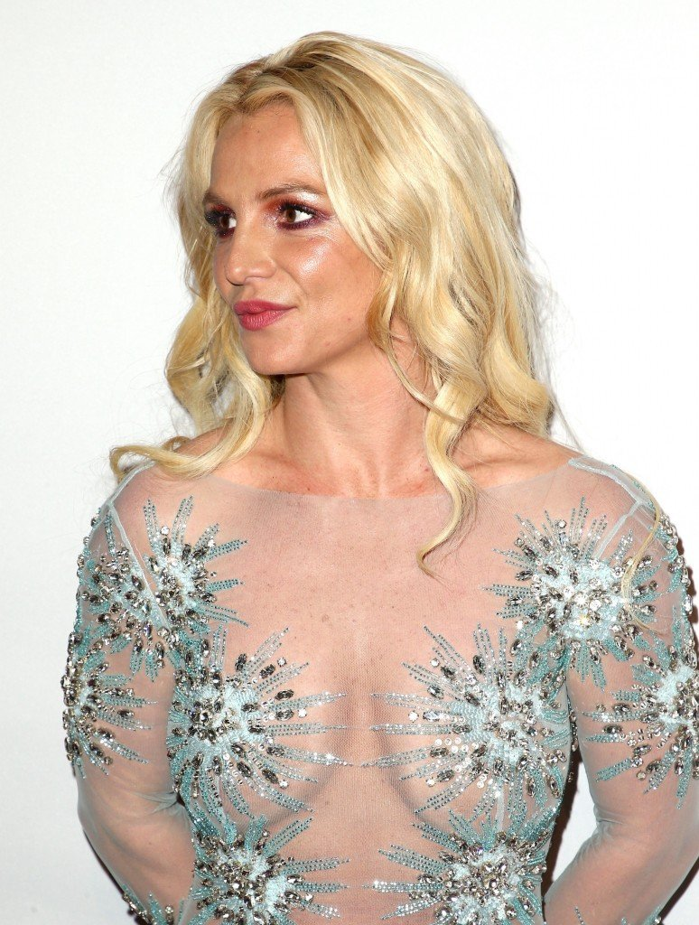 Britney Spears See Through 1 thefappening.so