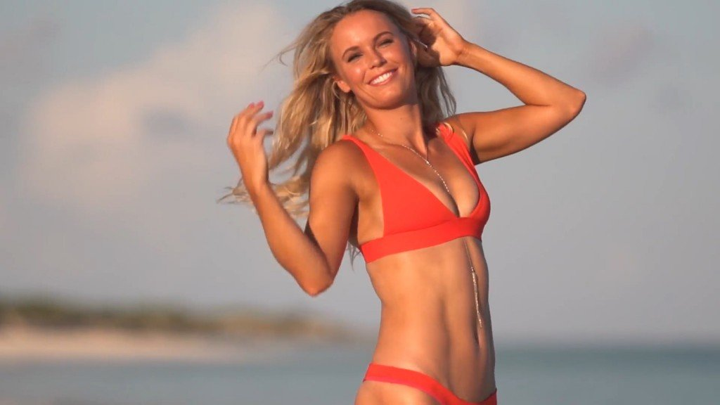 Caroline Wozniacki Sexy Unc 10