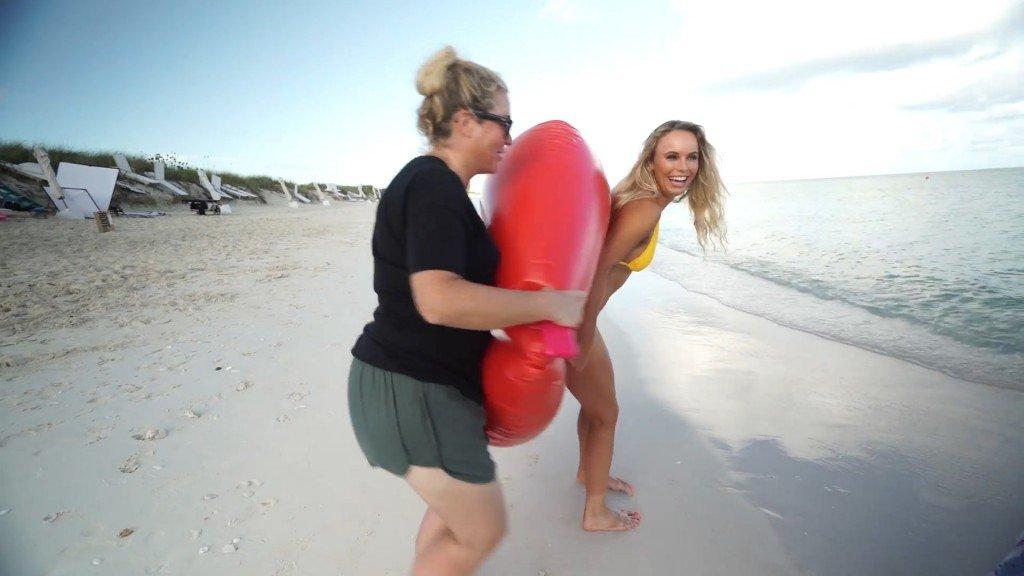 Caroline Wozniacki Sexy Unc 12