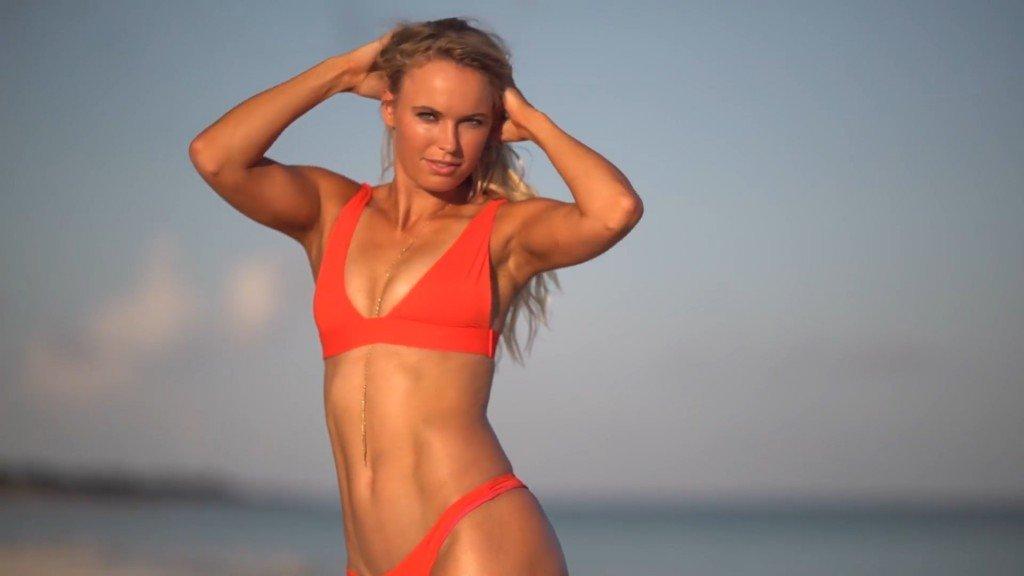 Caroline Wozniacki Sexy Unc 7