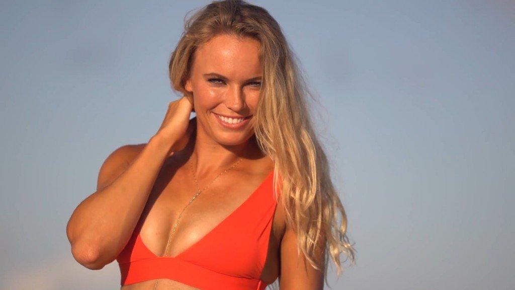 Caroline Wozniacki Sexy Unc 8