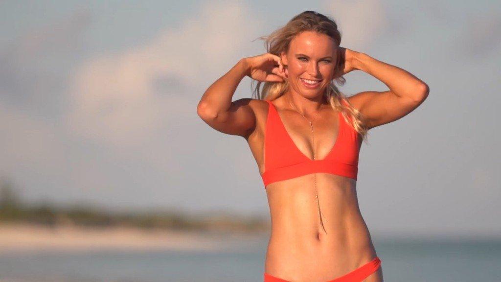 Caroline Wozniacki Sexy Unc 9