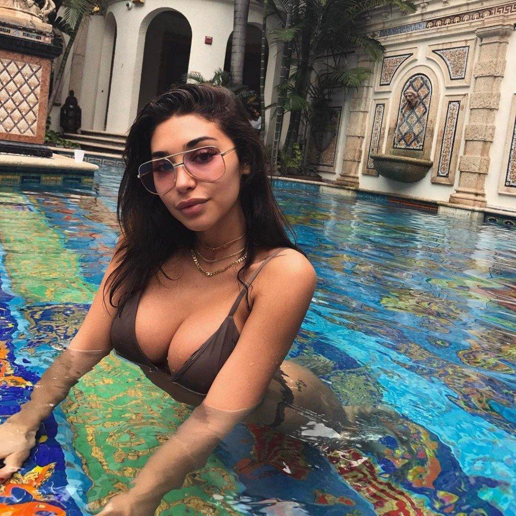 Chantel Jeffries Sexy 3