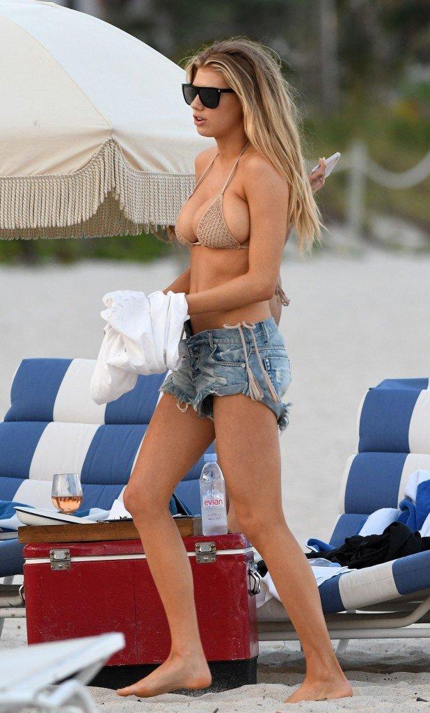 Charlotte McKinney Sexy 34