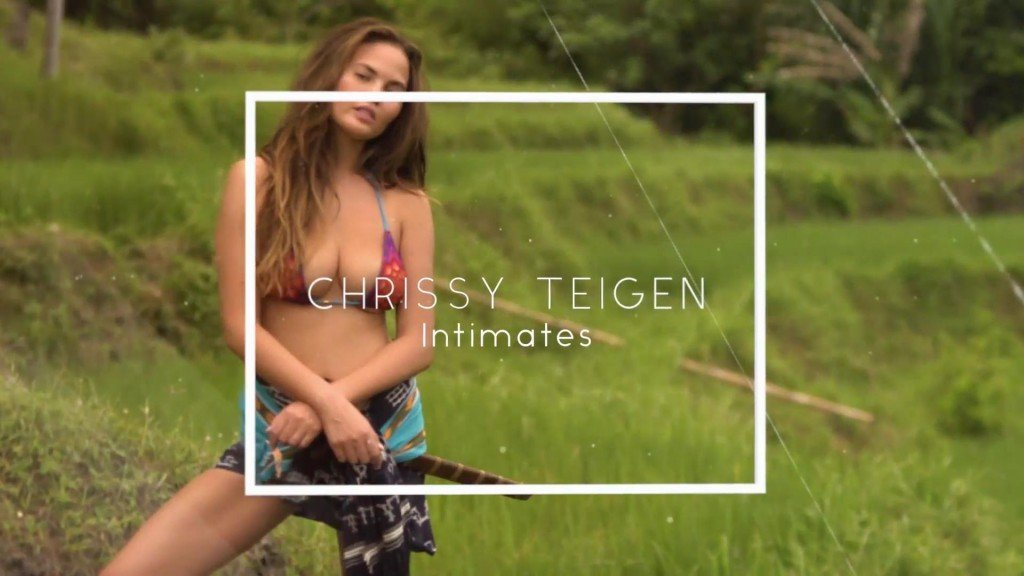 Chrissy Teigen Sexy – 2017 'Sports Illustrated' Swimsuit Issue