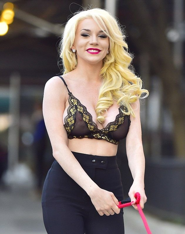 Courtney Stodden See Through 2