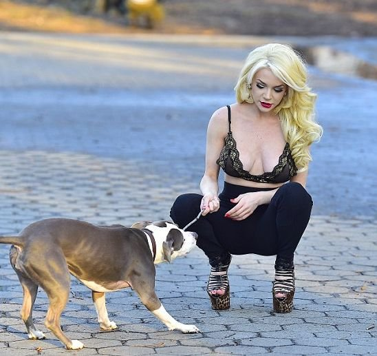 Courtney Stodden See Through 6