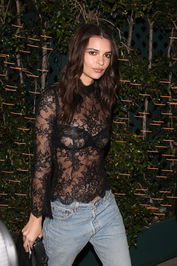 Emily Ratajkowski Hot 17 thefappening.so