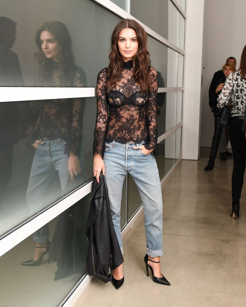Emily Ratajkowski See Through 6 thefappening.so