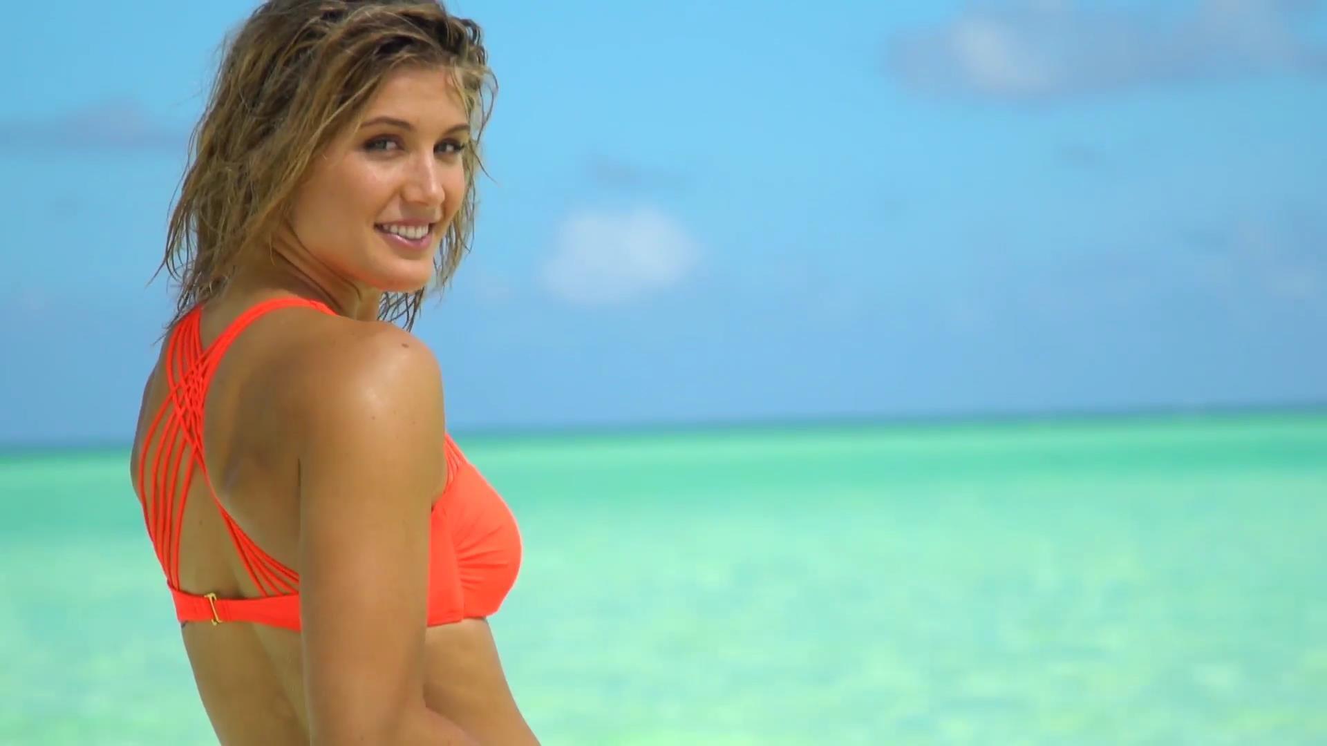 kimberly kay - genie im ein schnur bikini - Tubesexme