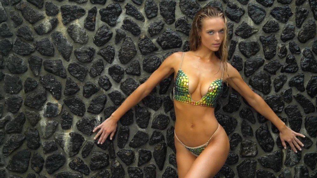 Hannah Ferguson Intimates SI Swimsuit 2017_26