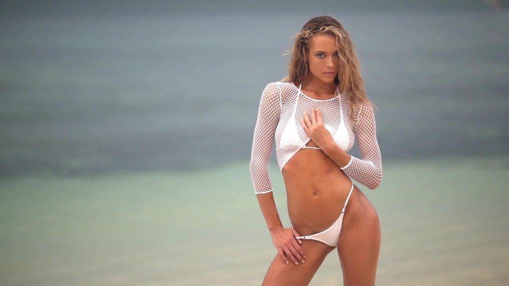 Hannah Ferguson Intimates SI Swimsuit 2017_4