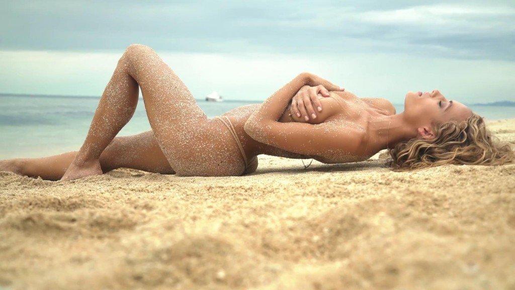 Hannah Ferguson Intimates SI Swimsuit 2017_6