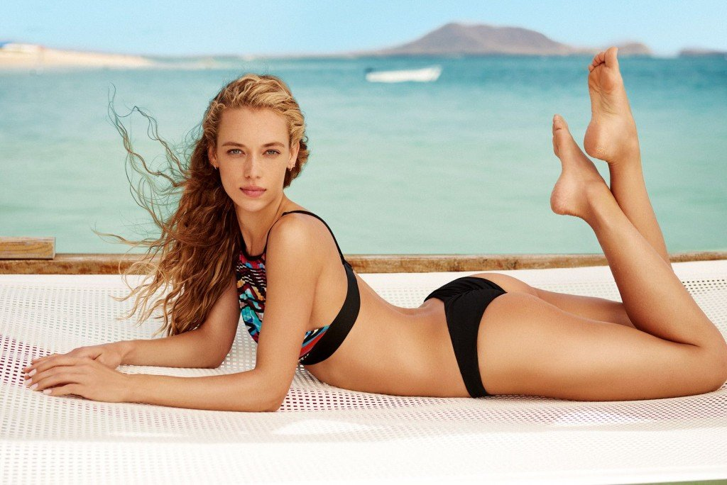 Hannah Ferguson Sexy 4