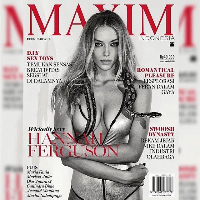 Hannah Ferguson Sexy thefappening.so 1