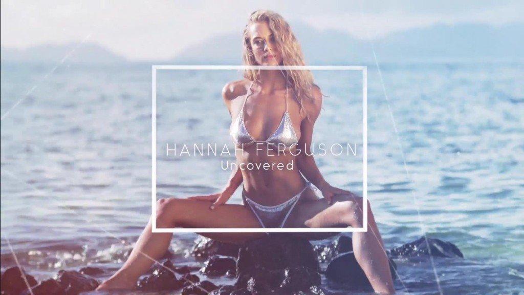 Hannah Ferguson  Uncovered Sports Illustrated Swimsuit 2017_1