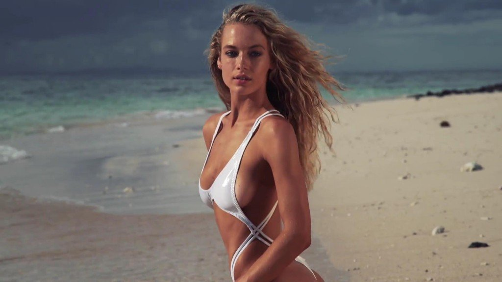 Hannah Ferguson  Uncovered Sports Illustrated Swimsuit 2017_21