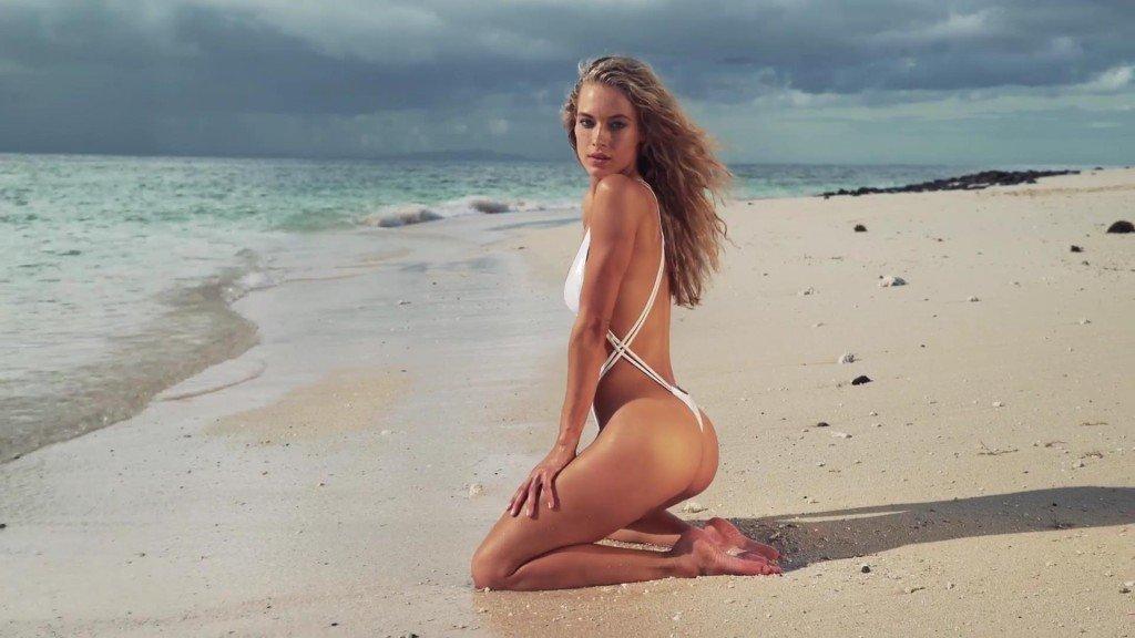 Hannah Ferguson  Uncovered Sports Illustrated Swimsuit 2017_22