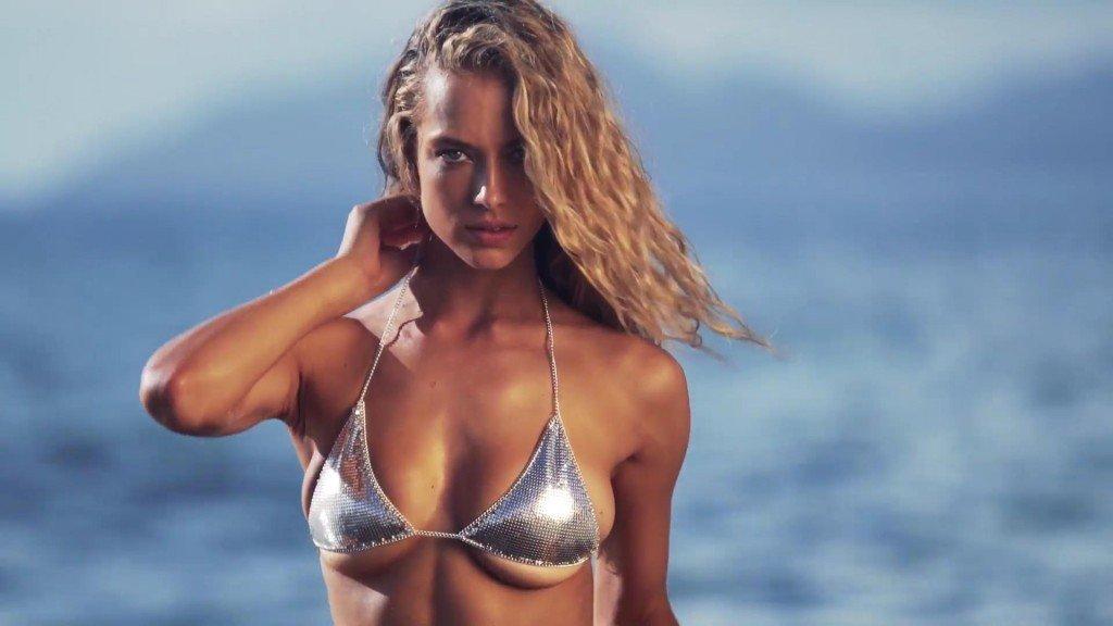 Hannah Ferguson  Uncovered Sports Illustrated Swimsuit 2017_4