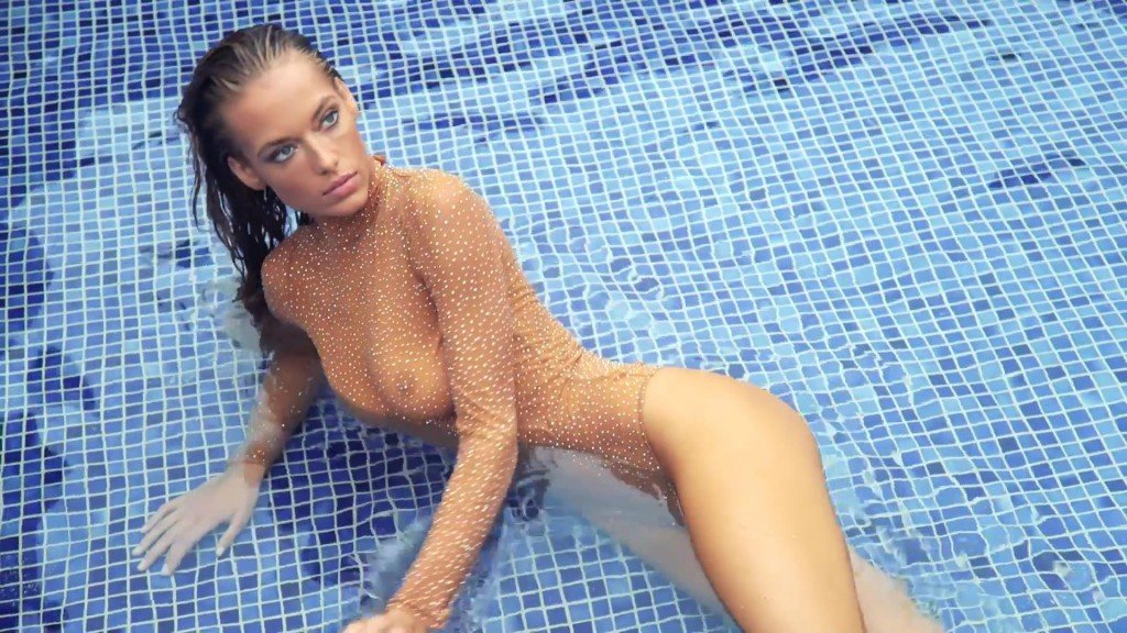 Hannah Ferguson  Uncovered Sports Illustrated Swimsuit 2017_44