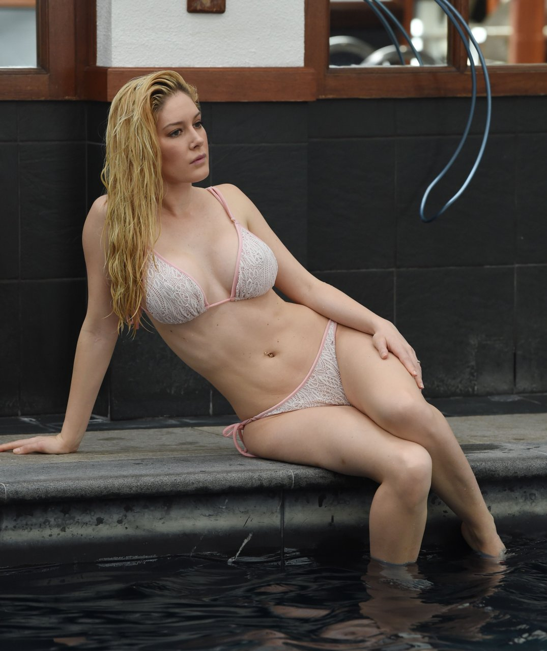 heidi montag in the nude
