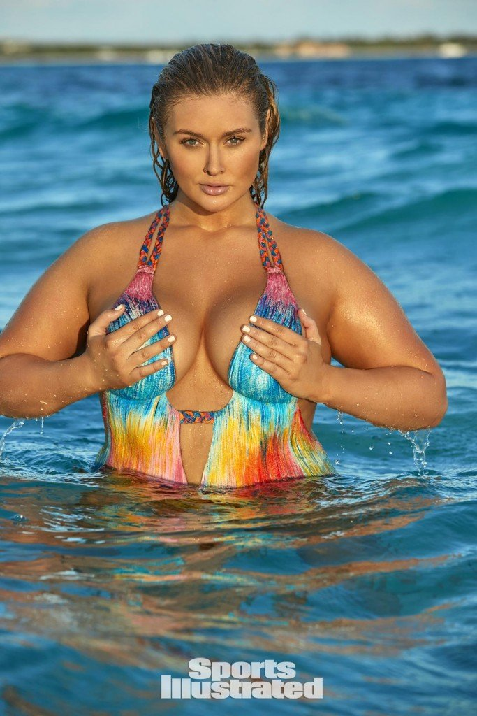 Hunter McGrady Bodypaint 10 thefappening.so