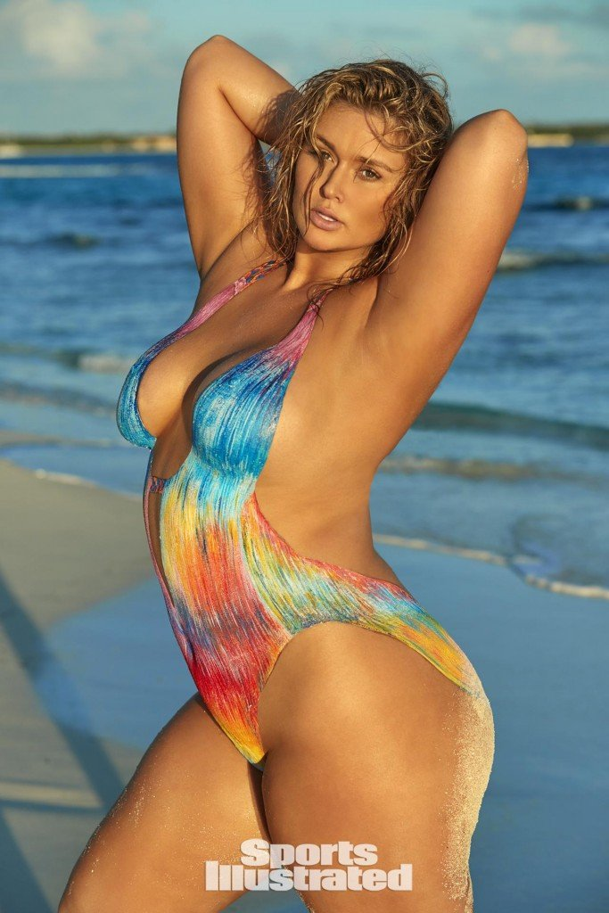 Hunter McGrady Bodypaint 11 thefappening.so