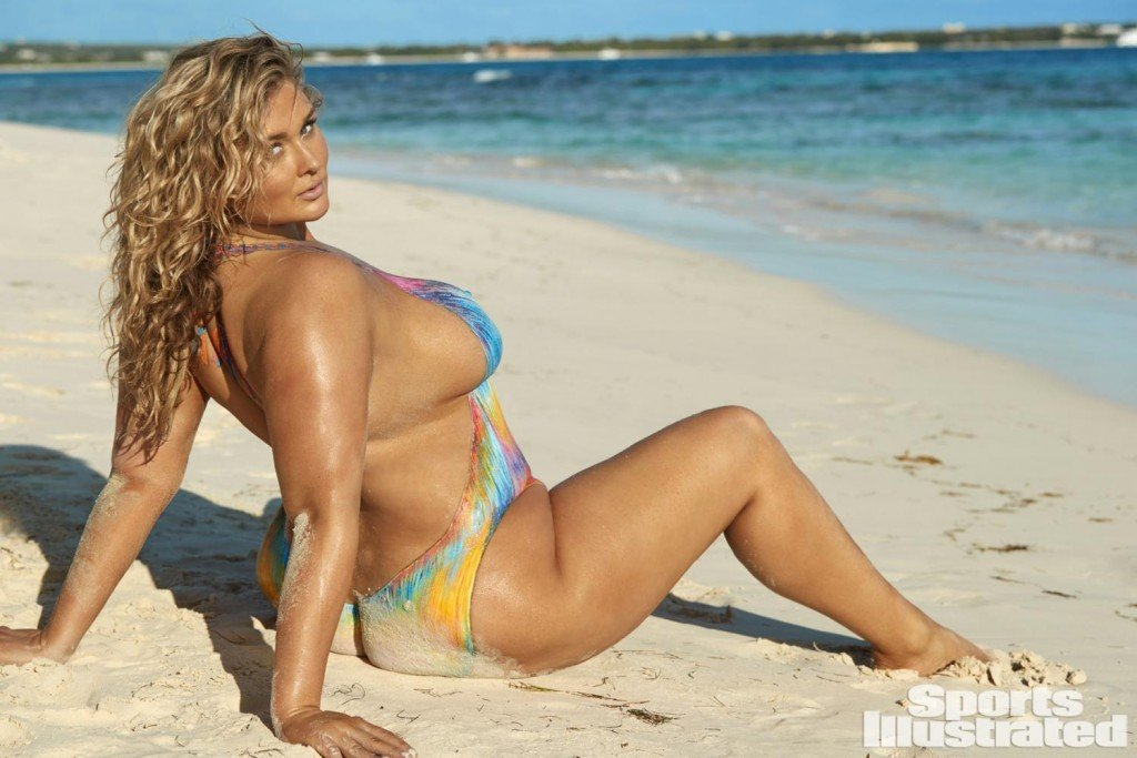 Hunter McGrady Bodypaint 3 thefappening.so