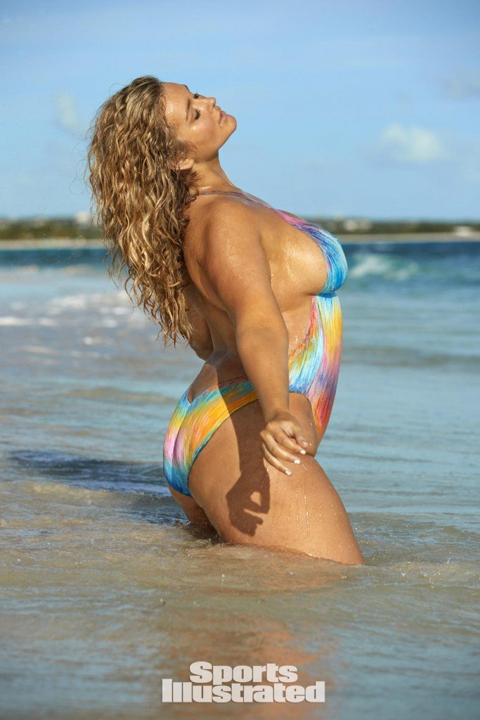 Hunter McGrady Bodypaint 4 thefappening.so