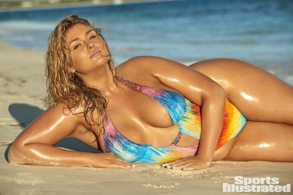 Hunter McGrady Bodypaint 7 thefappening.so